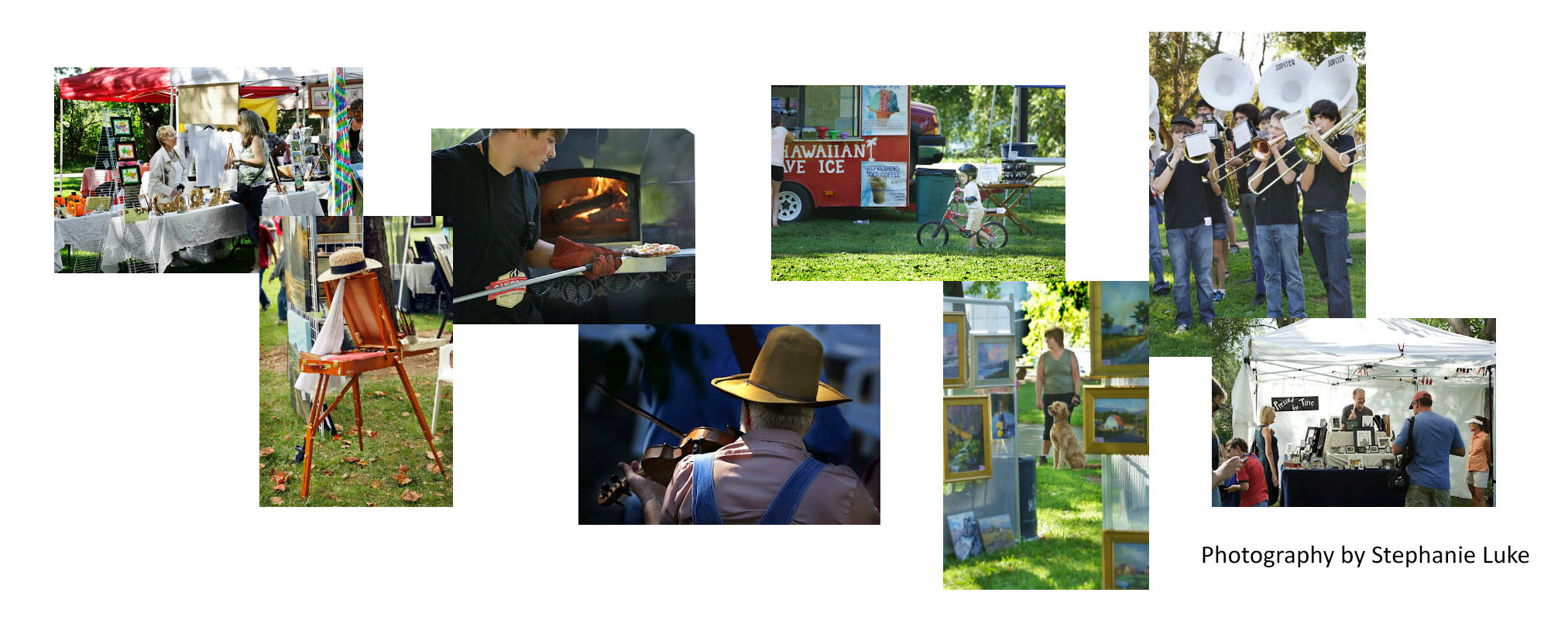 Art in the Park photos