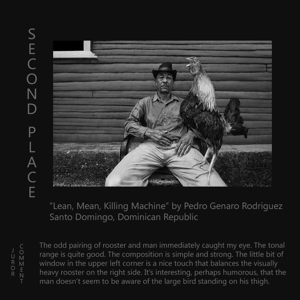 7 - Rodriguez, Lean, Mean, Killing Machine