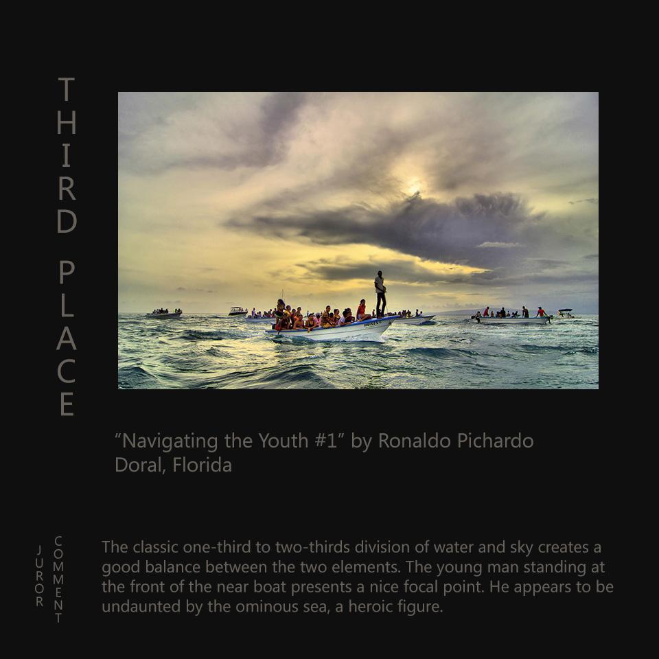 8 - Pichardo, Navigating the Youth #1