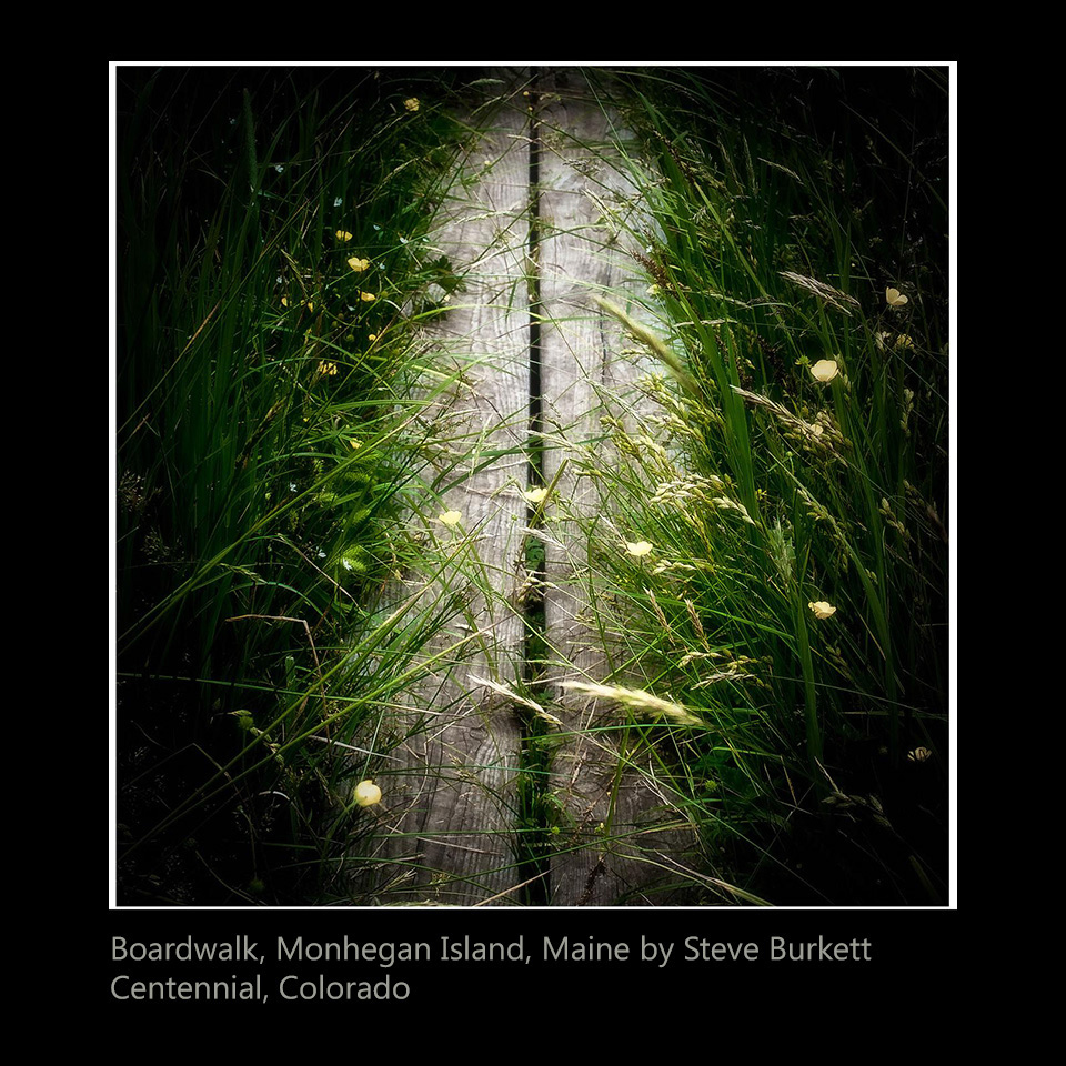 Burkett, Steve - Boardwalk