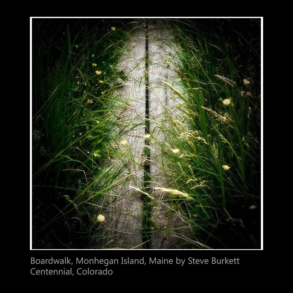 Burkett, Steve - Boardwalk