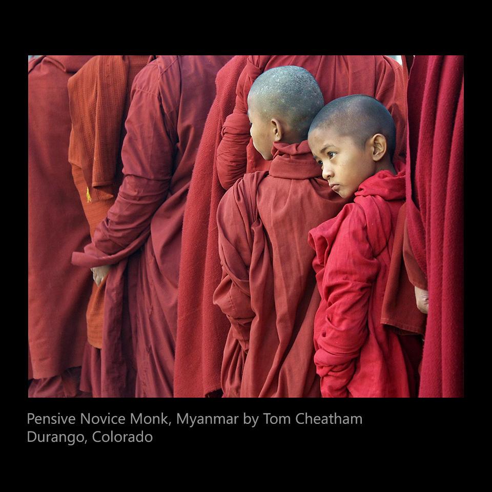 Cheatham, Tom - Pensive Novice Monk