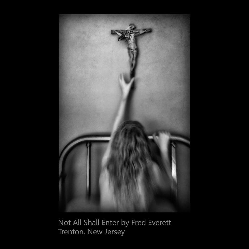 Everett, Fred - Not All Shall Enter