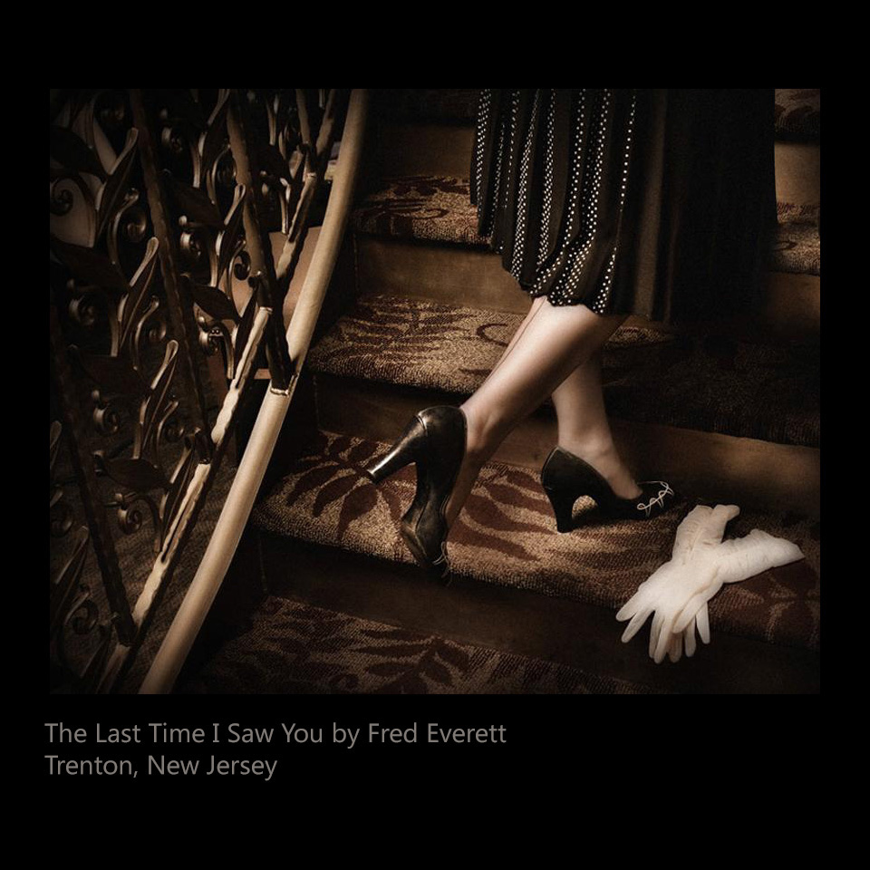 Everett, Fred - The Last Time I Saw You