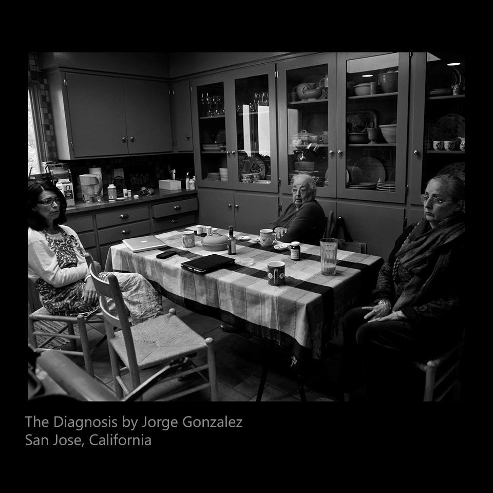 Gonzalez, Jorge - The Diagnosis