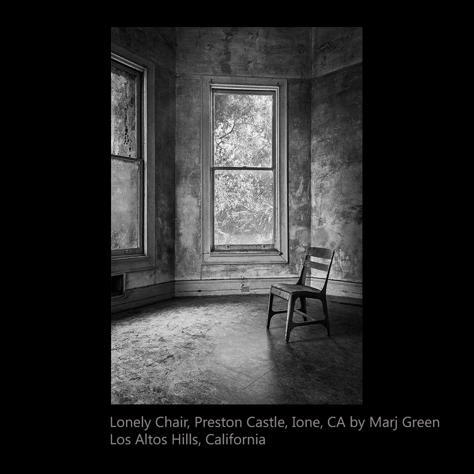 Green, Marj - Lonely Chair