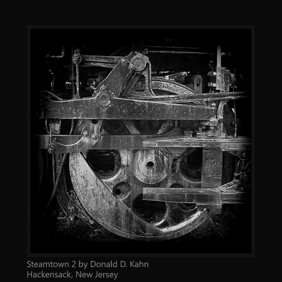 Kahn, Donald D - Steamtown 2