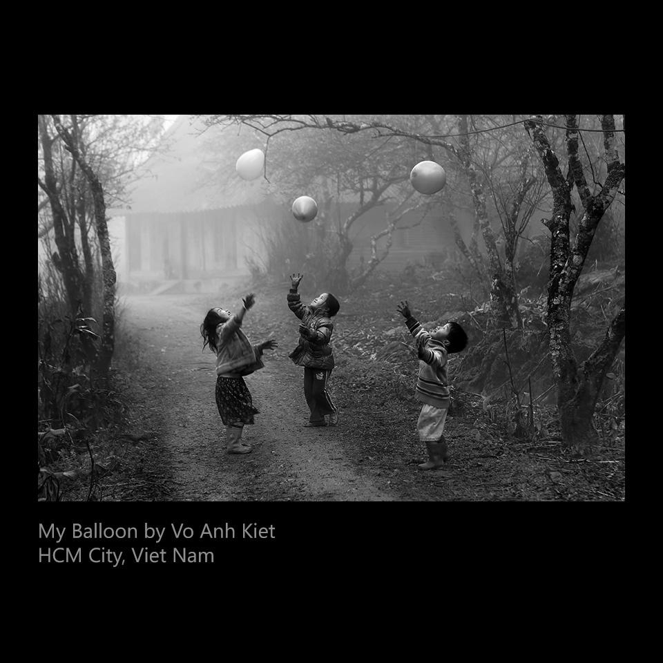 Kiet, Vo Anh - My Balloon