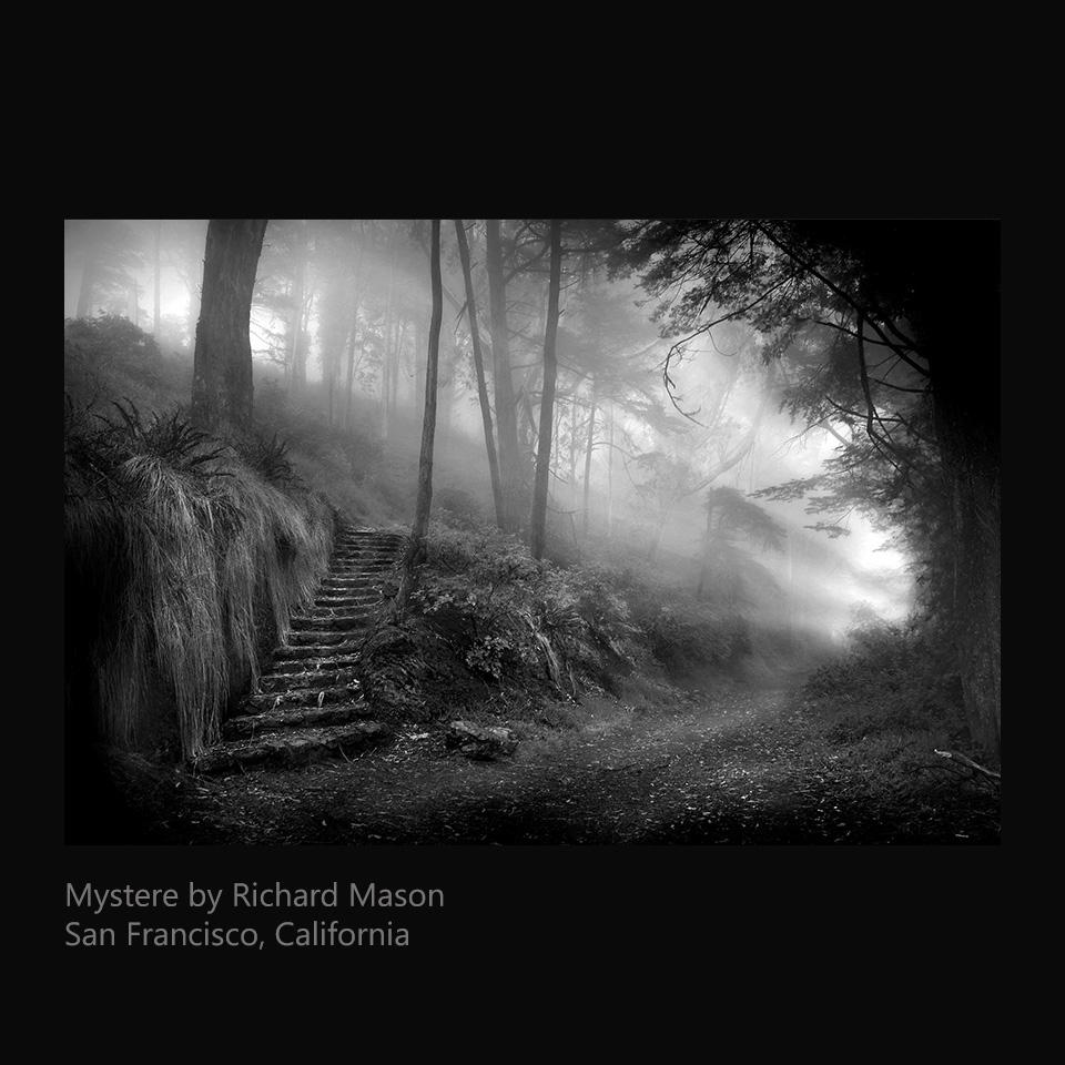 Mason, Richard - Mystere