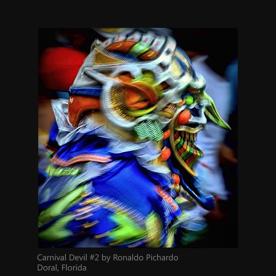 Pichardo, Ronaldo - Carnival Devil #2