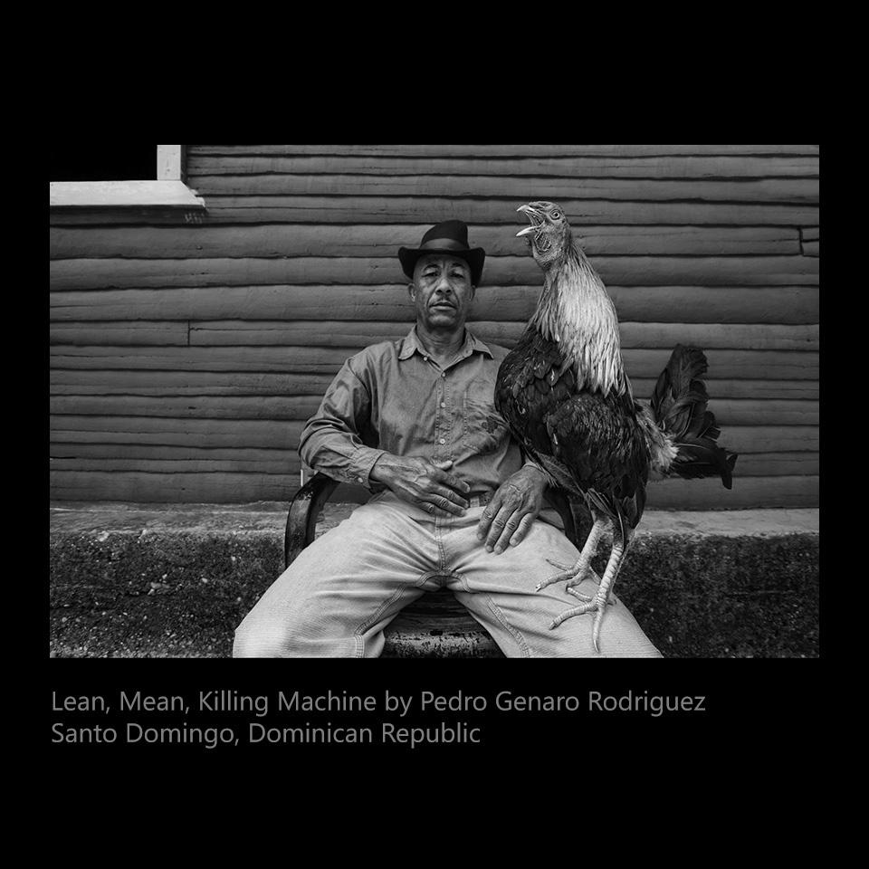 Rodriguez, Pedro Genero - Lean, Mean Killing Machine