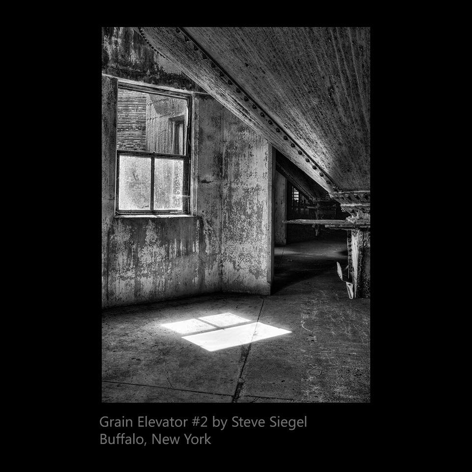 Siegel, Steve - Grain Elevator #2