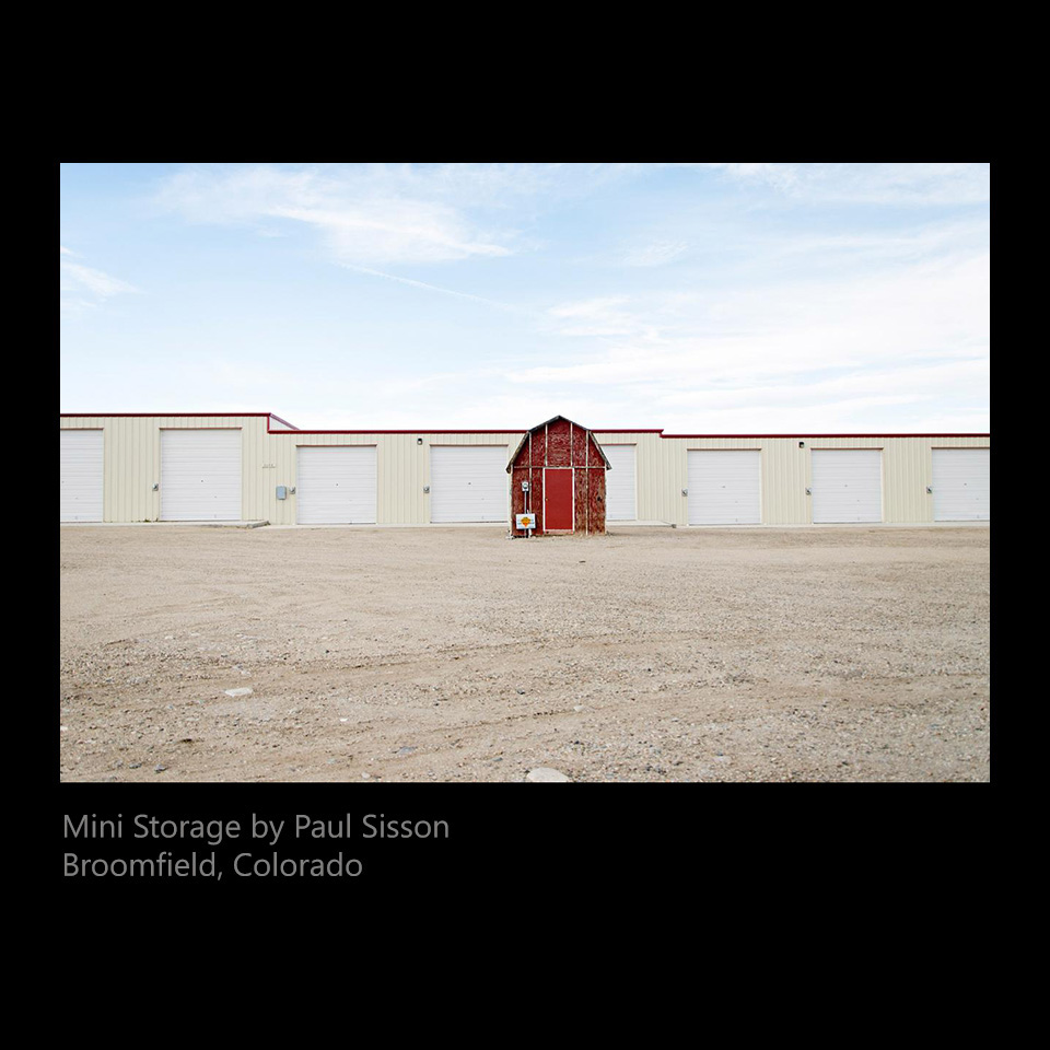 Sisson, Paul - Mini Storage