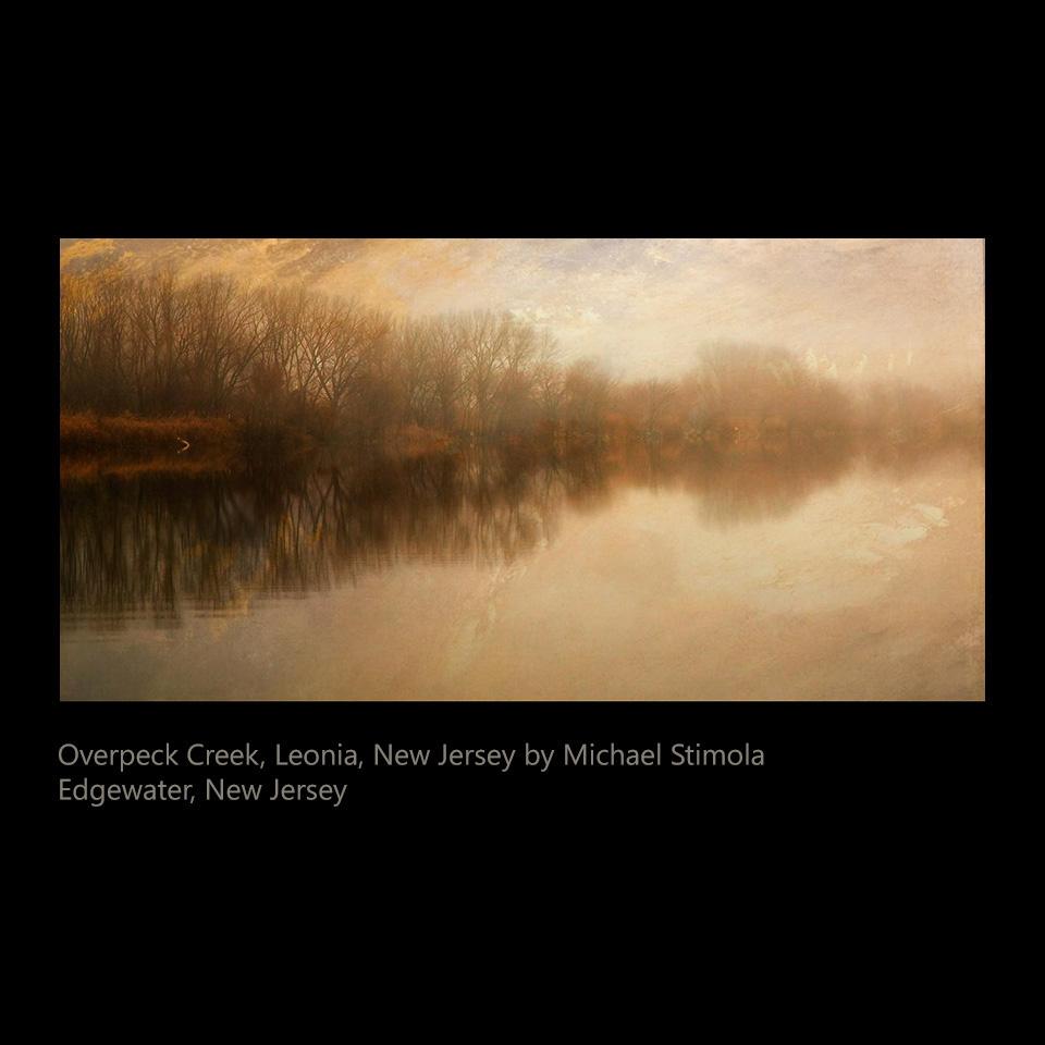 Stimola, Michael - Overpeck creek, Leonia, NJ