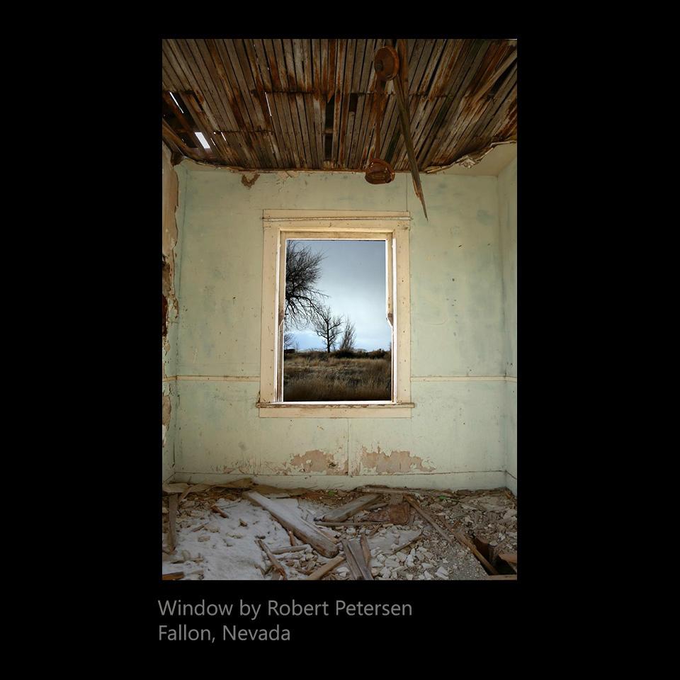 petersen, Robert - Window
