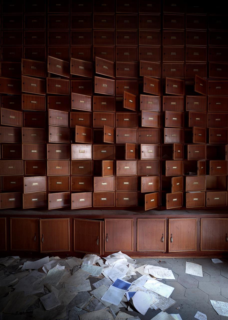 """Patient Records"" by Matthew Emmett, Reading, United Kingdom"